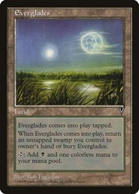 Everglades, Magic: The Gathering, Visions
