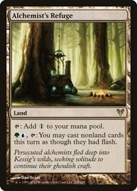 Alchemist's Refuge, Magic, Avacyn Restored