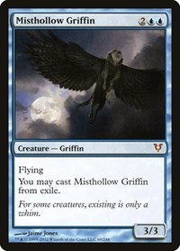 Misthollow Griffin (Foil)