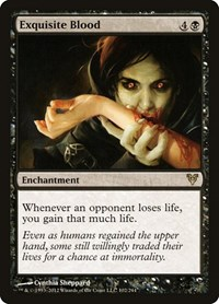 Exquisite Blood (Foil)
