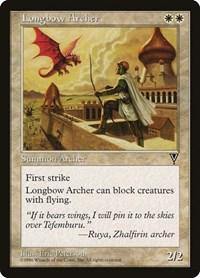 Longbow Archer, Magic, Visions
