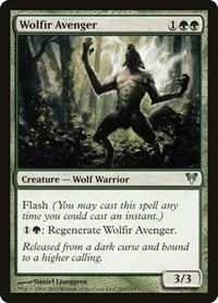 Wolfir Avenger, Magic: The Gathering, Avacyn Restored