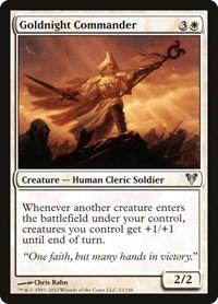 Goldnight Commander, Magic, Avacyn Restored