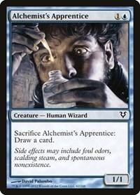 Alchemist's Apprentice, Magic: The Gathering, Avacyn Restored