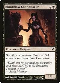 Bloodflow Connoisseur, Magic: The Gathering, Avacyn Restored
