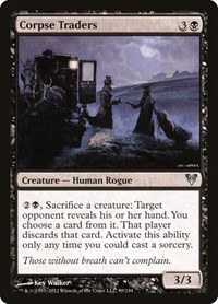 Corpse Traders, Magic: The Gathering, Avacyn Restored