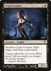 Crypt Creeper, Magic: The Gathering, Avacyn Restored