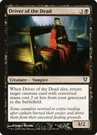 Driver of the Dead, Magic: The Gathering, Avacyn Restored