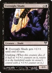 Evernight Shade, Magic: The Gathering, Avacyn Restored
