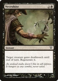 Necrobite, Magic: The Gathering, Avacyn Restored