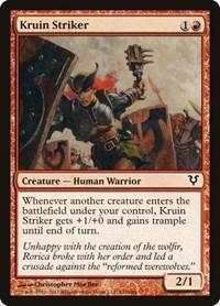 Kruin Striker, Magic: The Gathering, Avacyn Restored