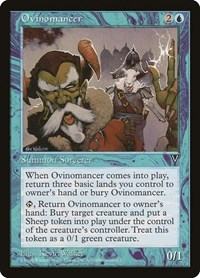 Ovinomancer, Magic: The Gathering, Visions