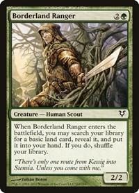 Borderland Ranger, Magic: The Gathering, Avacyn Restored