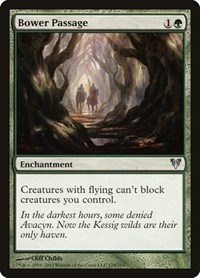 Bower Passage, Magic: The Gathering, Avacyn Restored