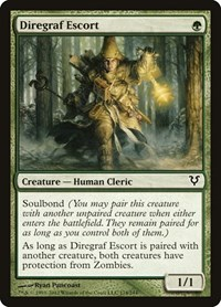Diregraf Escort, Magic: The Gathering, Avacyn Restored