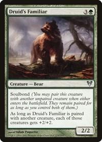 Druid's Familiar, Magic: The Gathering, Avacyn Restored