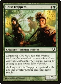 Geist Trappers, Magic: The Gathering, Avacyn Restored