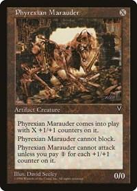 Phyrexian Marauder, Magic: The Gathering, Visions