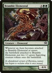 Bramble Elemental, Magic, Planechase 2012