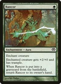 Rancor, Magic: The Gathering, Planechase 2012