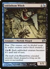 Inkfathom Witch, Magic: The Gathering, Planechase 2012
