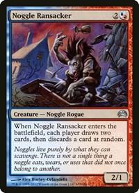 Noggle Ransacker, Magic: The Gathering, Planechase 2012