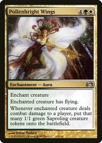 Pollenbright Wings, Magic: The Gathering, Planechase 2012