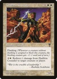 Zhalfirin Crusader, Magic: The Gathering, Visions