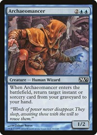 Archaeomancer, Magic: The Gathering, Magic 2013 (M13)