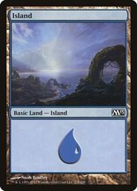 Island (235), Magic: The Gathering, Magic 2013 (M13)