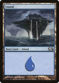 Island (237), Magic: The Gathering, Magic 2013 (M13)