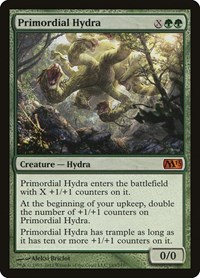 Primordial Hydra, Magic: The Gathering, Magic 2013 (M13)