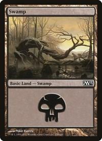 Swamp (238), Magic: The Gathering, Magic 2013 (M13)