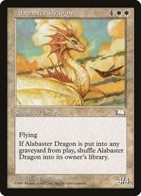 Alabaster Dragon, Magic, Weatherlight