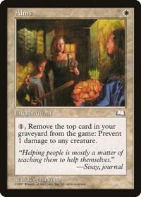 Alms, Magic: The Gathering, Weatherlight