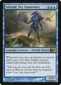 Talrand, Sky Summoner, Magic, Magic 2013 (M13)