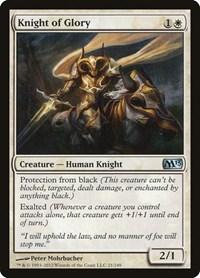 Knight of Glory, Magic: The Gathering, Magic 2013 (M13)