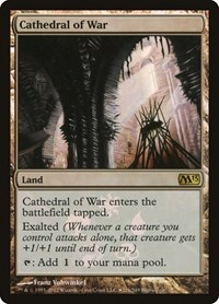 Cathedral of War, Magic: The Gathering, Buy-A-Box Promos