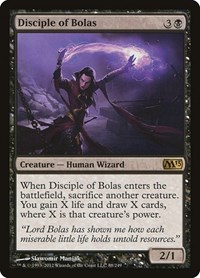 Disciple of Bolas, Magic: The Gathering, Magic 2013 (M13)