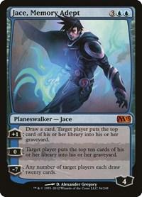 Jace, Memory Adept, Magic, Magic 2013 (M13)