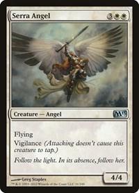 Serra Angel, Magic: The Gathering, Magic 2013 (M13)