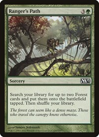 Ranger's Path, Magic, Magic 2013 (M13)