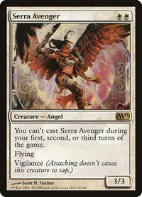 Serra Avenger, Magic: The Gathering, Magic 2013 (M13)