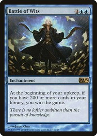 Battle of Wits, Magic: The Gathering, Magic 2013 (M13)