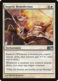Angelic Benediction, Magic: The Gathering, Magic 2013 (M13)