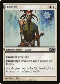 Pacifism, Magic: The Gathering, Magic 2013 (M13)