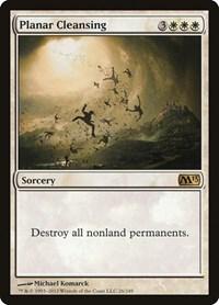 Planar Cleansing, Magic: The Gathering, Magic 2013 (M13)