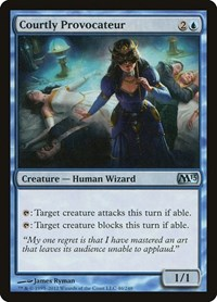 Courtly Provocateur, Magic: The Gathering, Magic 2013 (M13)