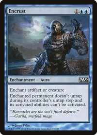 Encrust, Magic: The Gathering, Magic 2013 (M13)
