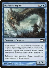 Harbor Serpent, Magic: The Gathering, Magic 2013 (M13)